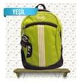 39465117 - Kelime Okul Çantası Yeşil - n11pro.com