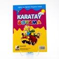 86277237 - Eğitici ve Öğretici Boyama Kitabı 19 x 27 CM - Karatay Yayınları - n11pro.com