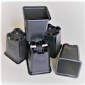 01842852 - Serfiraz Termoform Fidan-Fide Üretim Saksısı 8 x 8 x 8 CM - n11pro.com