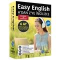 80304817 - Easy English A'dan Z'ye İngilizce Seti - n11pro.com