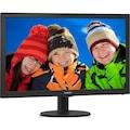 96817467 - Philips 243V5LHSB5-01 23.6'' 1ms Analog+DVI+HDMI Full HD LED - n11pro.com