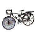98002205 - Bisiklet Çalar Saat Siyah - n11pro.com