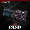 46960049 - Fantech K612 Soldier Mekanik Hisli Oyuncu Klavyesi Siyah - n11pro.com