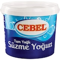 22739299 - Cebel Tam Yağlı Süzme Yoğurt Kova 10 KG - n11pro.com