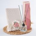 21709123 - Nazik Home Viano Dantelli El Havlusu + Magnolia Oda Kokusu - n11pro.com