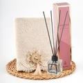 48376476 - Nazik Home Clara Dantelli El Havlusu + Magnolia Oda Kokusu - n11pro.com