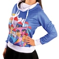 23694787 - Biggdesign Owl And City Sweatshirt - n11pro.com