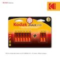77226469 - Kodak Max Serisi Alkalin ince Pil AAA 8 Adet - n11pro.com