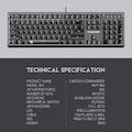 81159510 - Fantech MVP-862 Commander Oyuncu Mekanik Klavye Siyah - n11pro.com