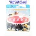 74497207 - Wetto Mrm 8117 5 Ledli Fonksiyonlu Arka Stop Lambası - n11pro.com