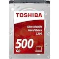 """19203656 - Toshiba L200 HDWK105UZSVA 500 GB 2.5"""" SATA 3 HDD - n11pro.com"""