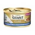 98405711 - Gourmet Gold Okyanus Balığı ve Sebzeli Konserve Yetişkin Kedi Maması 85 G - n11pro.com