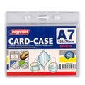 85555995 - Bigpoint Kilitli Kart Poşeti Yatay A7 105x74 MM - n11pro.com
