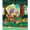 95836885 - Tox Orman Hayvanları Kumaş Sessiz Kitap - n11pro.com