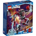 90058462 - LEGO Super Heroes 76171 Miles Morales Mech Armor Siyah - n11pro.com