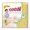 04429480 - Goon Premium Soft Bebek Bezi 5 Numara 24 Adet - n11pro.com