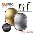76288513 - Raypro 90 x 120 CM Profesyonel 2 in 1 Yansıtıcı Reflektör - n11pro.com