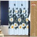 59553057 - Zethome Evdy Banyo Duş Perdesi 8107 Çift Kanat 2X110x200 CM - n11pro.com