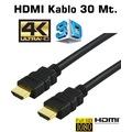 53203935 - UpTech HDMI Kablo 4K Ultra HD - 30 Metre - n11pro.com