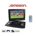15017996 - Jameson JD-1232PD 12'' Taşınabilir DVD Player - n11pro.com