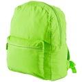 61908380 - Biggfashion Katlanabilir Sırt Çantası Yeşil - n11pro.com