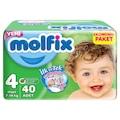 53380041 - Molfix 3D Maxi Bantlı 7-14 KG Bebek Bezi 4 Beden 40 Adet - n11pro.com