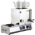 66313811 - Remta K 34 Elektrikli Çay Ocağı 28 Litre 40 Model 2 Demlikli - n11pro.com