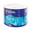03180318 - Verbatim 43787 CD-R 50'Lİ Wrap Extra Protection 52x - n11pro.com
