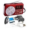 42862219 - Everton VT-3052 Mp3 Çalar FM Radyo Müzik Kutusu (Fener Özellikli) - n11pro.com