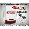 DESİ Midline WS+ Alarm LED IŞIKLI
