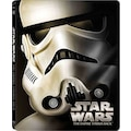 Star Wars V Empire Strikes Back Limited Edition Steelbook Blu-Ray