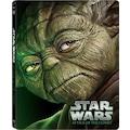 Star Wars II Attack Of The Clones Limited Edit. Steelbook Blu-Ray