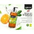 10178926 - Saloon Mutfak İçin El Sabunu 12 x 485 ML - n11pro.com