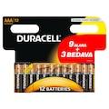71965993 - Duracell Alkalin AAA İnce Kalem Pil 12 Adet - n11pro.com