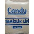 64809315 - Candy Hasta Temizleme Temizlik Lifi 20'li - n11pro.com