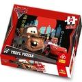 55042078 - Trefl Cars 2 Mini Puzzle 54 Parça 54097 - n11pro.com