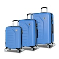 63670527 - My Valice Premium Abs 3'lü Valiz Seti Açık Mavi - n11pro.com