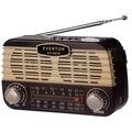 92759933 - Everton VT-3079 Nostaljik Müzik Kutusu Mp3 Çalar FM Radyo - n11pro.com