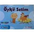 32855553 - Cancan 3.Sınıf Öykü Setim 10 Kitaplı Kutulu Set - n11pro.com
