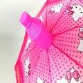47424110 - Bardaklı Kız Çocuk Şemsiye Pembe - n11pro.com