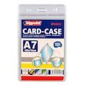 09714610 - Bigpoint Kilitli Kart Poşeti Dikey A7 74x105 MM - n11pro.com