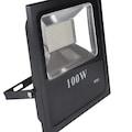 26744159 - Yuled SMD Projektör 100 W Siyah - n11pro.com