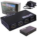 69316152 - Powermaster Platoon PL-8705 1080P HDMI Dağıtıcı 4'lü - n11pro.com
