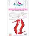 25344352 - Timex Kadın Ayakkabı Saklama Kutusu Şeffaf 13 x 33 x 10 CM - n11pro.com