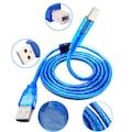 45685705 - Azemax 3 MT USB 2.0 Filtreli Printer Kablosu Mavi - n11pro.com