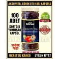 ÇörekOtu Yağı Kapsülü - Shiffa Home Aksu Vital - Çörekotu 1000 mg