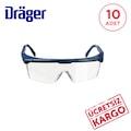 Drager X-Pect 8240 Koruyucu Şeffaf Gözlük (10 ADET)