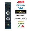 VESTEL  RC 1110 lLCD TV KUMANDASI