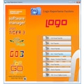 Logo Go plus, Go3, Tiger plus, Tiger3 raporlama yazılımı