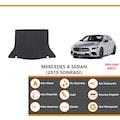 62782900 - Öz-İş Mercedes A Serisi Sedan Halı Bagaj Havuzu 2019 Sonrası Siyah - n11pro.com
